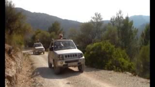 Jeepsafari 2015 Mallorca
