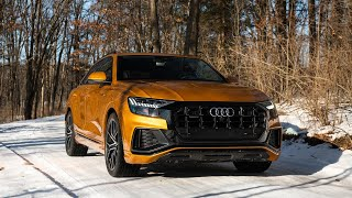 All New Audi Q8 Luxury Redefined!!!