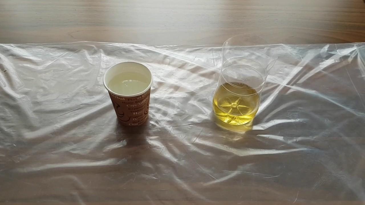 çamaşır Suyu Ile Cinsiyet Testi Evde Cinsiyet Testi Youtube