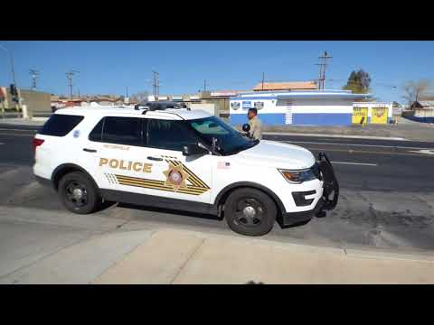 COPWATCHING,  HOMELESS ARE EASY PREY FOR POLICE, VICTORVILLE CA