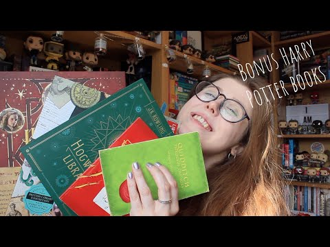 FAVOURITE BONUS HARRY POTTER BOOKS