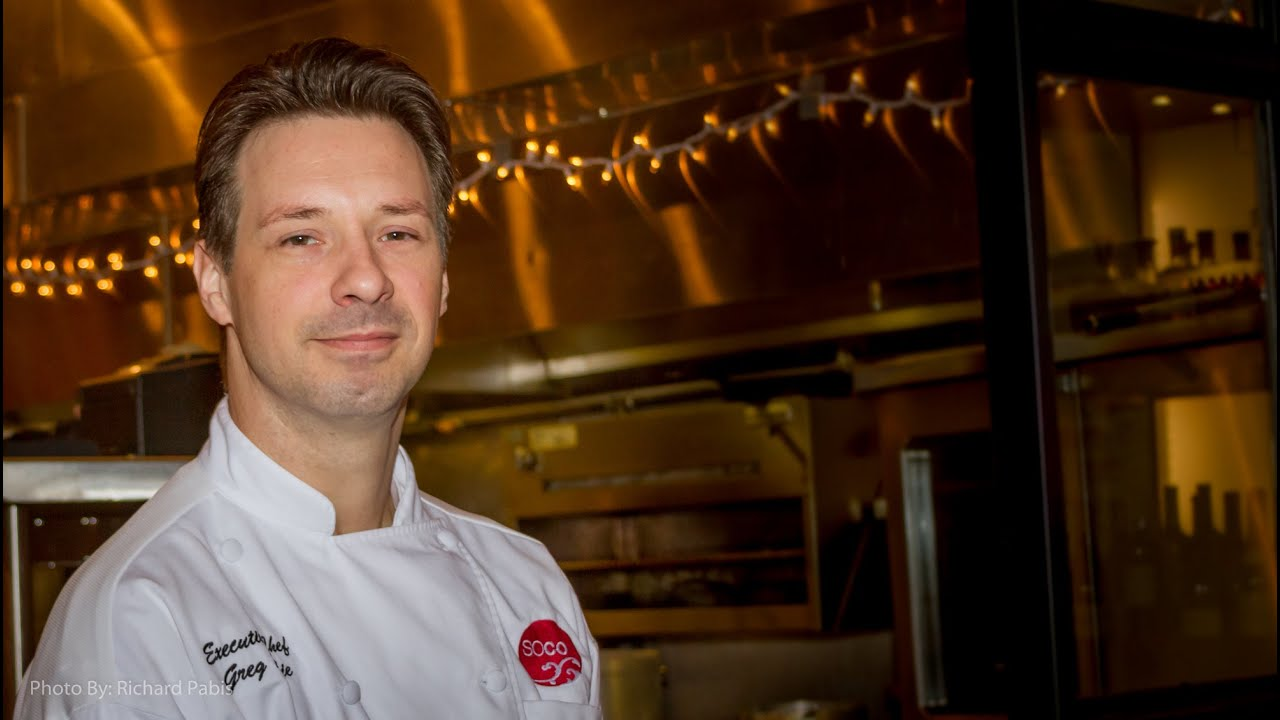 Greg Richie - Soco Executive Chef