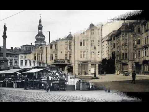 Ztracená Ostrava 1918 -  1938/Lost city of Ostrava 1918-1938