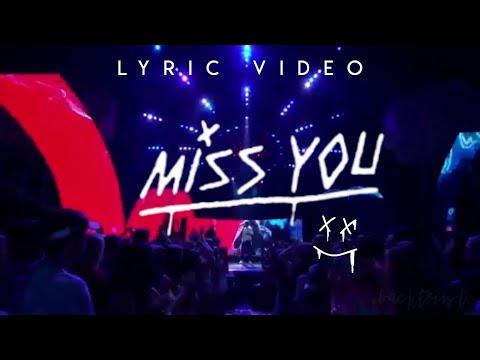 Miss You - Louis Tomlinson (Lyric Video)
