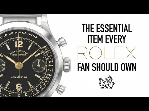 Every Rolex Owner Or Fan Must Own This! - Rolex: History, Icons and Record-Breaking Models