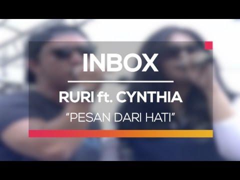 Ruri ft. Cynthia - Pesan Dari Hati (Live on Inbox)