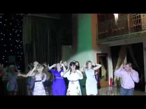 Видео: Флэшмоб на свадьбе