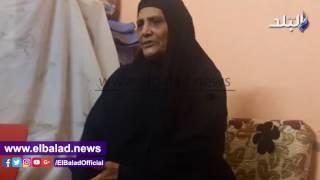 والدة «عبد السلام» قتيل إيطاليا باكية: «جثة ابني فين أدفنه».. وشقيقه: «عايز حق أخويا» .. فيديو وصور