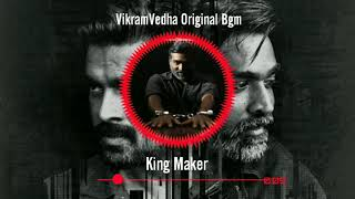 VikramVedha Original Bgm..Use Head phone must.
