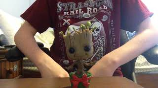 Holiday Dancing Groot (Guardians of the Galaxy) review