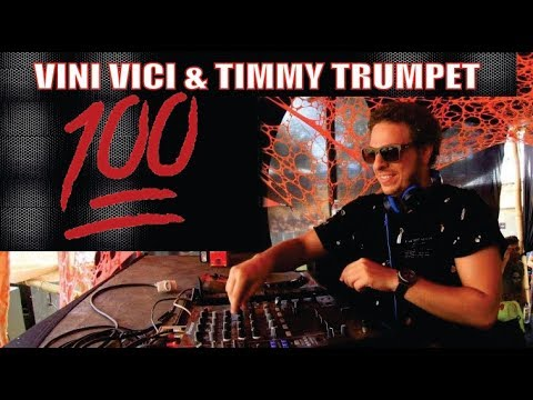 Vini Vici | Timmy Trumpet & Vini Vici - 100 (feat Symphonic) @ Aslam 2017