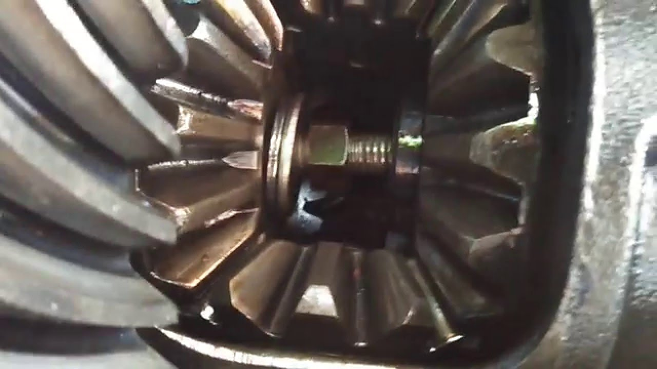 04 f150 9 75 easy spider gear install in differential youtube