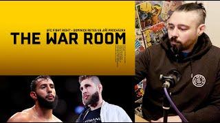 DOMINICK REYES VS JIRI PROCHAZKA - THE WAR ROOM, DAN HARDY BREAKDOWN EP. 115