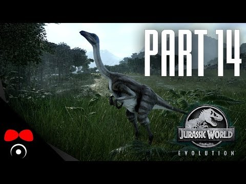 10 DILOPHOSAURŮ 1 VÝBĚH | Jurassic World: Evolution #14