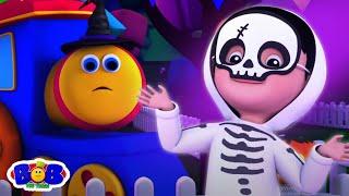 король Хэллоуина из попугать | потешки для малышей | анимация | детские мультфильмы