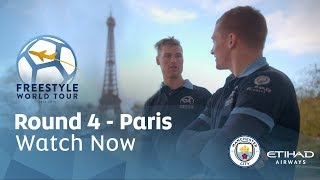 Freestyle World Tour | Round 4 - Paris | Andrew Henderson meets Lisa Zimouche