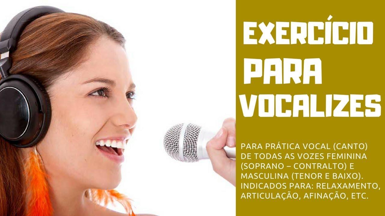vocalizes em audio