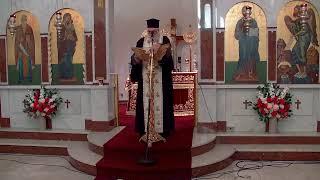 Matins and Divine Liturgy