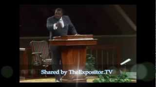 "Voddie Baucham On The ""sissified Needy Jesus?"" (warning Bold Preaching Ahead / Sermon Jam)"