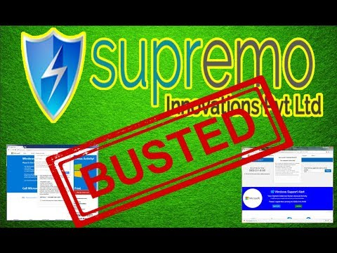 Supremo Innovations - Scammers Busted!!