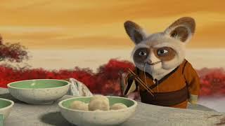 Kung Fu Panda (2008) Movie Clips In Hindi। Po Learning Kung Fu। Training Scene