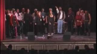 2004 Chicago Maritime Festival - All Hands Led By The Johnson Girls - Alabama John Cherokee