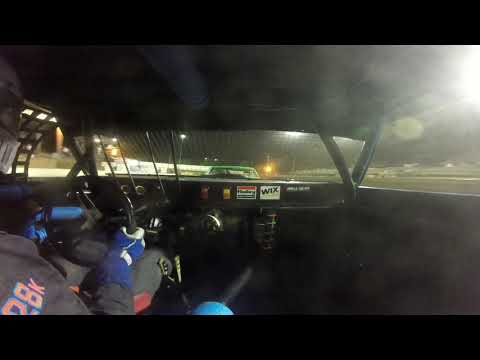 Kyle Deneen Bedford Speedway In Car Camera Feature Part (1) 5/24/19