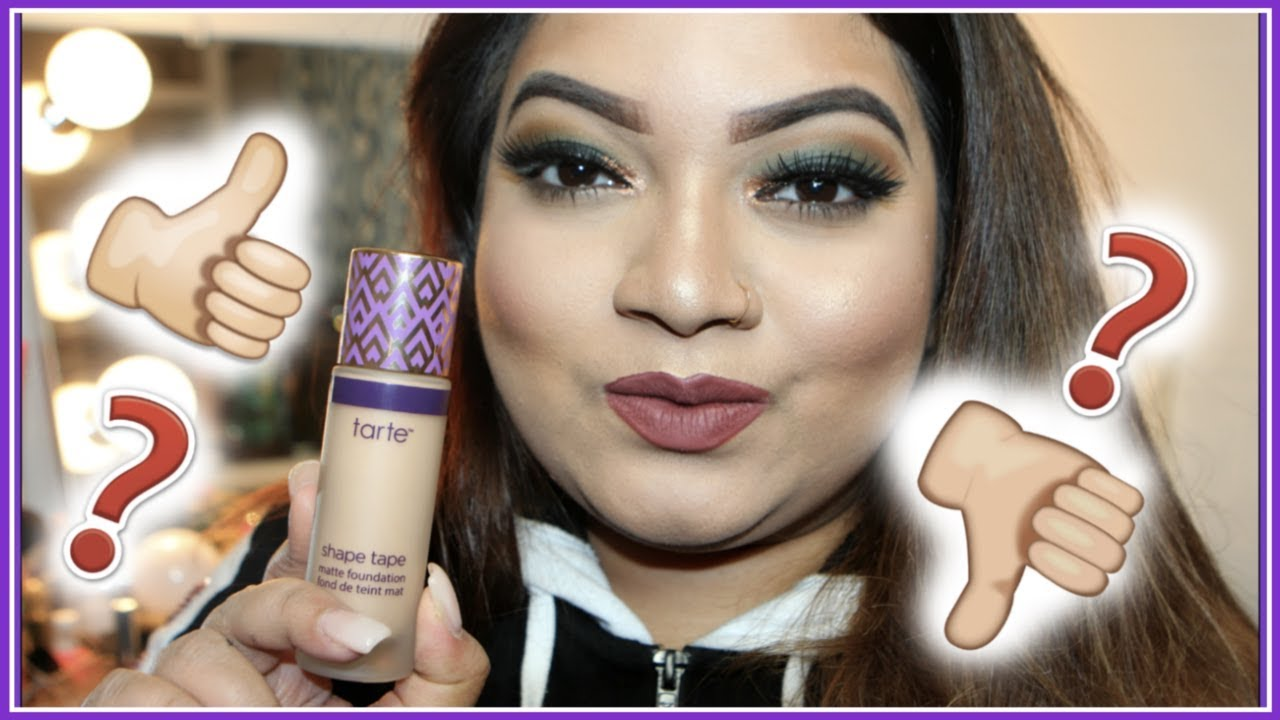 Face Tape Foundation by Tarte #11