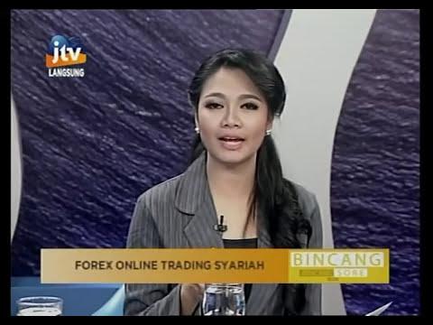trading forex syariah online