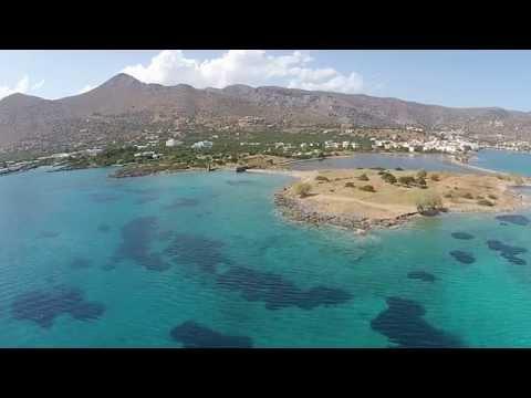 Bucht von Spinalonga / Agios Nikolaos