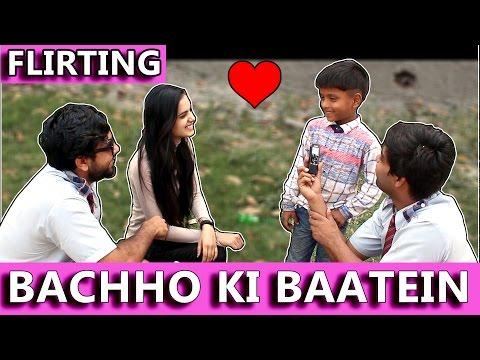 Bachho Ki Baatein - FLIRTING - TST