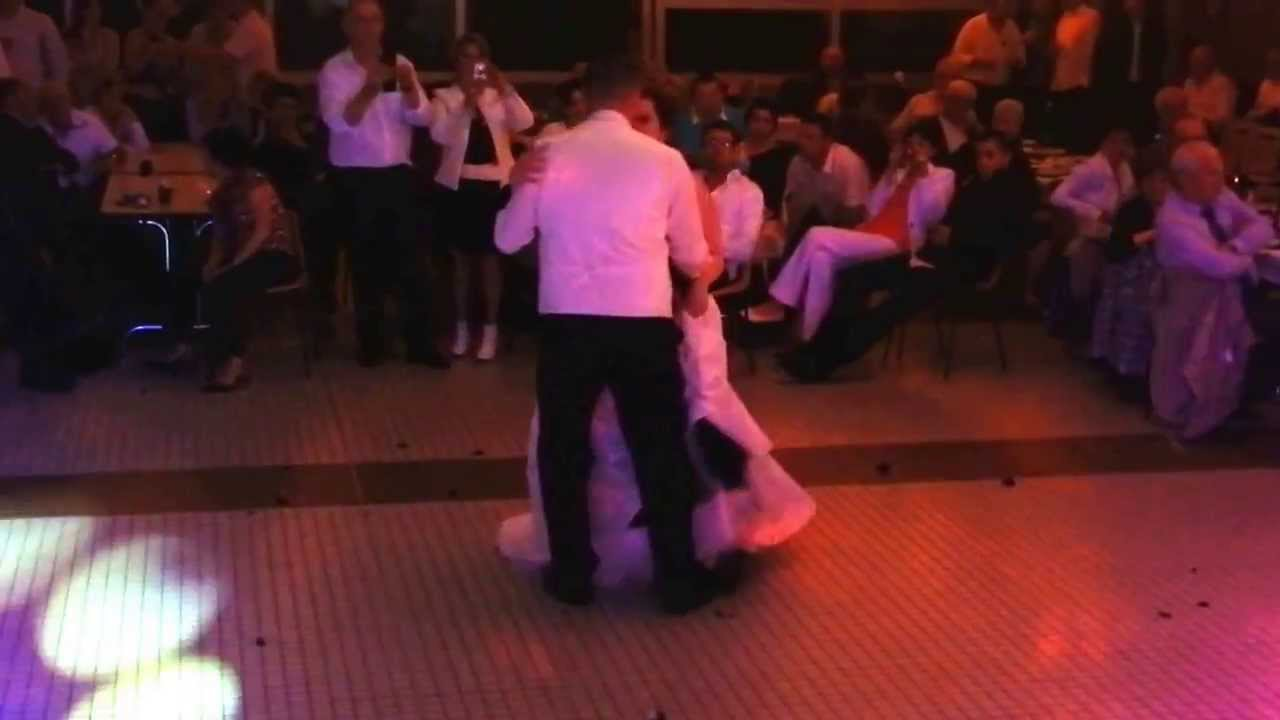 Ouverture de bal mariage aur lie benoit 20 avril 2013 for Youtube danse de salon