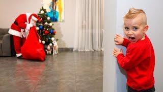 САНТА-настоящий СУЩЕСТВУЕТ❗️Дорогущие подарки❗️Truthful Santa Claus❗️A precious presents
