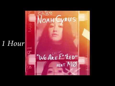 Free Download Noah Cyrus - We Are... Ft. MØ [1 Hour] Loop Mp3 dan Mp4