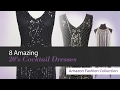 8 Amazing 20's Cocktail Dresses Amazon Fashion Collection