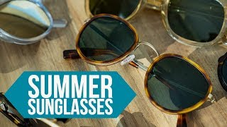 6 Sunglasses for Summer || Summer Shades 2019 || Gent's Lounge