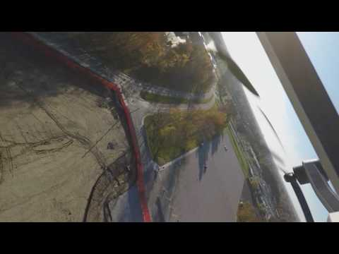 GoPro Karma Drone power loss and crash from 300 feet! Destroyed & Recalled!