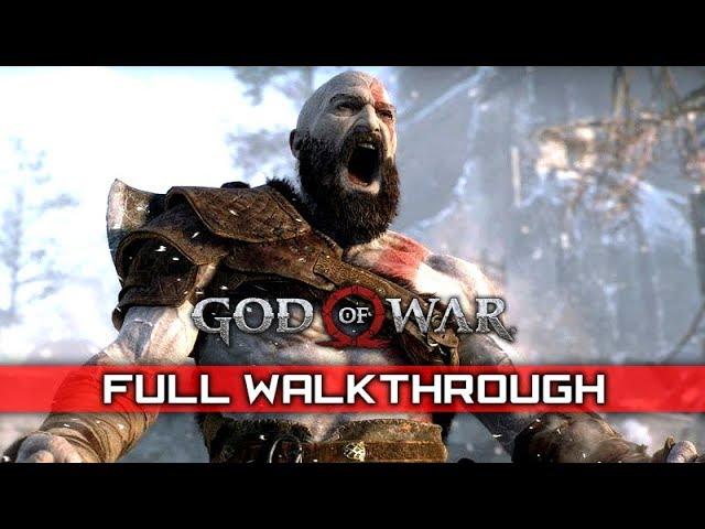 GOD OF WAR 4 – Full Gameplay Walkthrough / No Commentary 【FULL GAME】
