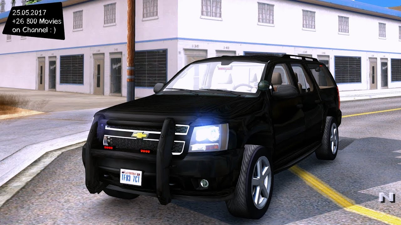 2009 Chevy Suburban Flashpoint New Enb Top Speed Test Gta Mod Future