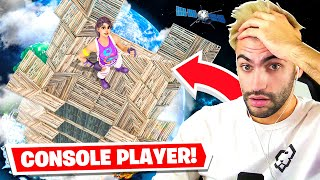 Meet the FASTEST CONTROLLER EDITOR on Fortnite! smartest edits ever
