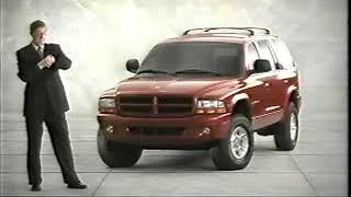 1999 - Second Edward Herrmann/Dodge Durango Spot