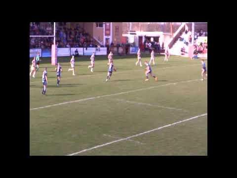 Batley Bulldogs V Featherstone Rovers Highlights 25.3.18