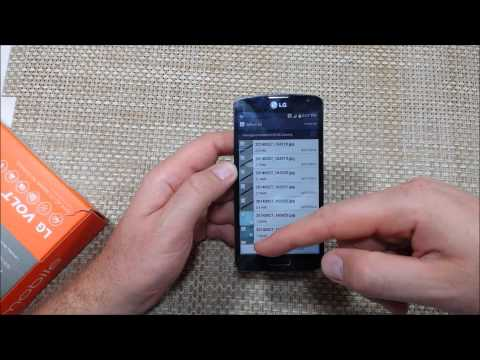 how to download apps onto sd card lg optimus l9