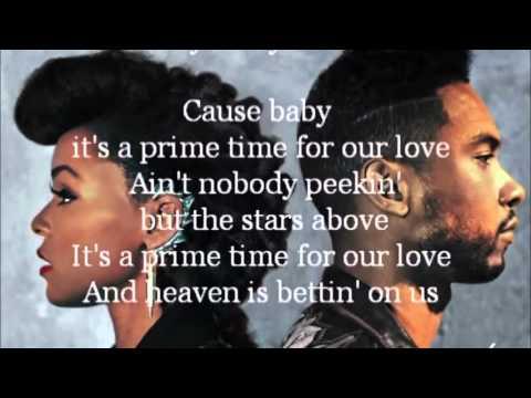 Janelle Monae   Primetime feat  Miguel lyrics on