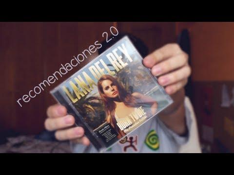 Recomendaciones 2.0: Born To Die: The Paradise Edition, Lana Del Rey