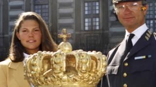 Grattis kronprinsessan Victoria!
