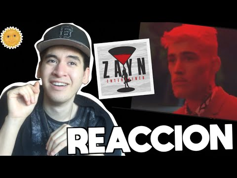 ZAYN - Entertainer | REACCION
