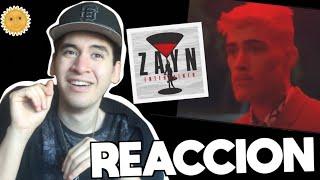 Baixar ZAYN - Entertainer | REACCION