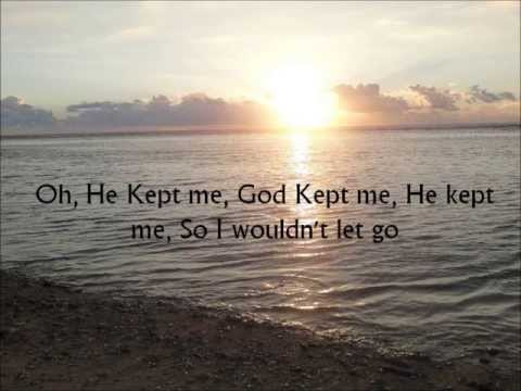 I Almost Let Go - Kurt Carr (with lyrics)