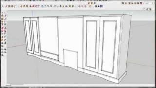 Google Sketchup Pro 8, Furniture Design, Part 1, By Rahgsa0509